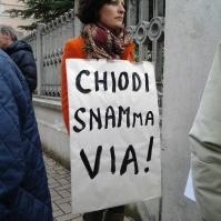 Chiodi SNAMma VIA !